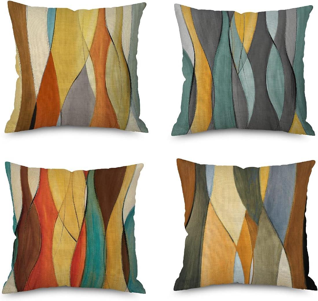 Maeaola Pillows Luxury Decorative Throw Pillow Sofa Abstrac Fall Oklahoma City Mall Covers