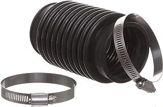 REPLACEMENTKITS.COM - Brand Fits Mercury Exhaust Bellows 32734A3 & 18654A1 Sierra 18-2750 GLM 89100 - Black