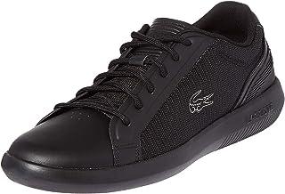 Lacoste Avantor Sneaker For Men, Black, Size 13 US