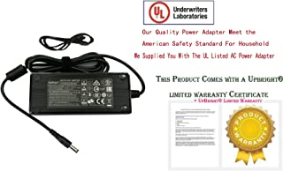 UpBright [UL Listed] 19V 3.42A 65W AC / DC Adapter For Medion Benq Asus Toshiba Pa3467E-1Ac3 Pa3396U-1Aca Pa3467U-1Aca Pa3396E-1Aca Liteon Pa-1650-02 Delta SADP-65KB D C Adp-65Db Sadp65Kb 19VDC Power
