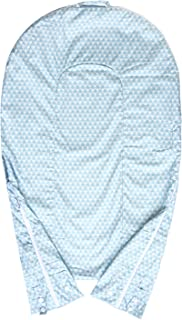 Hi Sprout Newborn Baby Nest Change Extra Cover (Suit for All Dockatot Deluxe Docks) - Blue Ocean