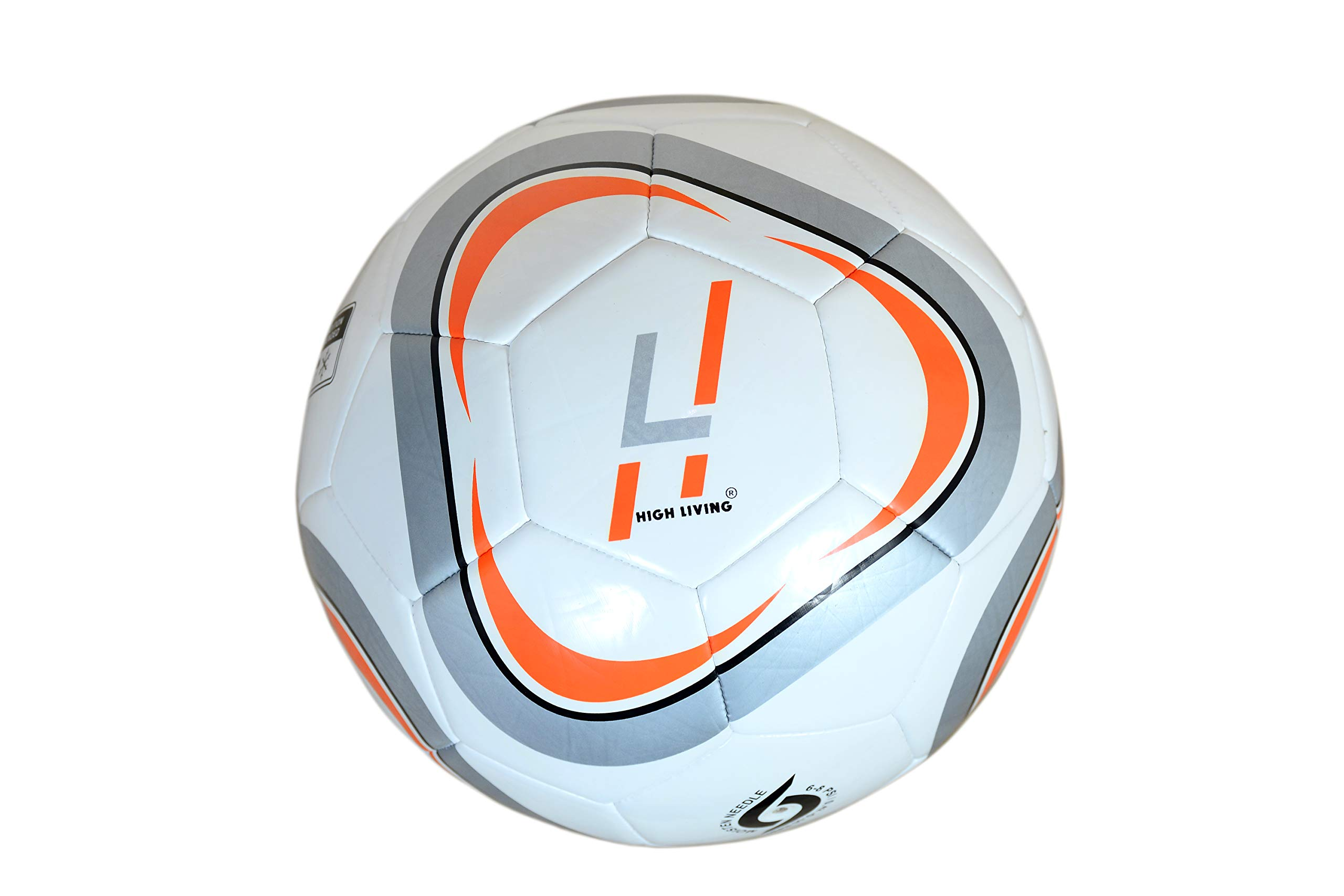 Highliving Football Size 5 Training Professional Club Team Indoor /& Outdoor Match Soccer Ball