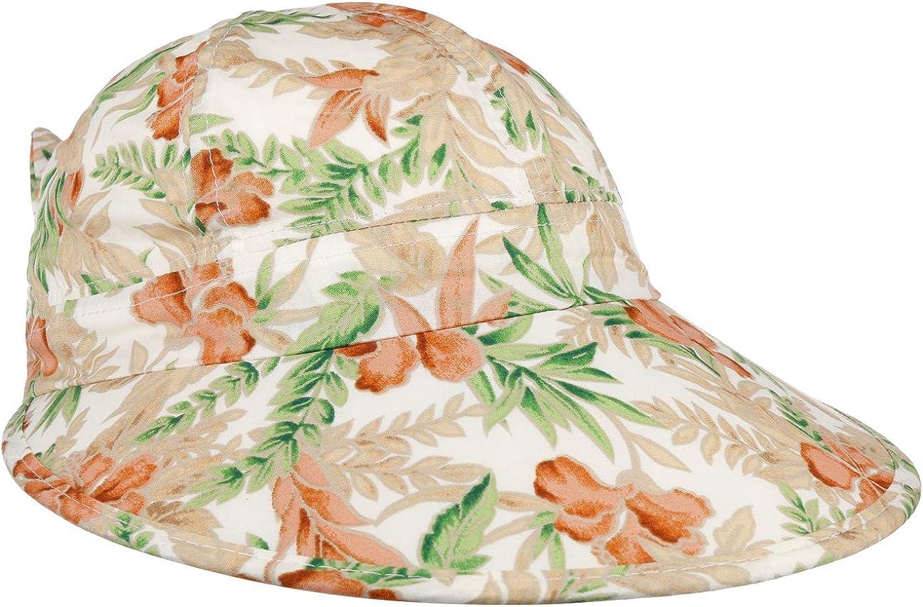 Detroit Mall Lipodo Mirona Flower Sun - Cap Women New Free Shipping