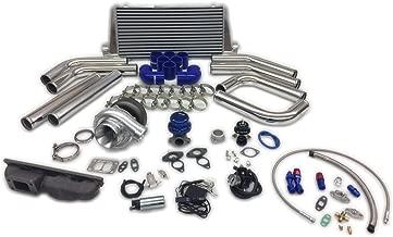 95-99 Mitsubishi Eclipse Neon 420a T70 VBAND Turbo Kit Intercooler BOV CAST
