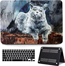 Bizcustom Keyboard Cover Compatible MacBook 12,2015-2018 Release Soft-Touch TPU Keyboard Protective Skin 2016-2018 Pro 13 No-Touch Music Player A1708//A1988