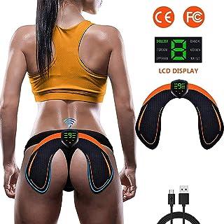 comprar comparacion ZHENROG Electroestimulador Muscular Gluteos,EMS Gluteos Estimulador de Glúteos Herramientas Nalgas HipTrainer para la Cade...