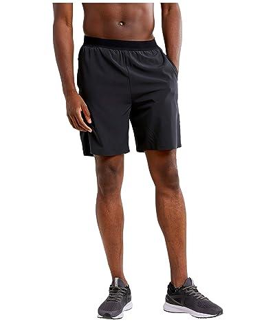 Craft Vent 2-in-1 Racing Shorts (Black) Men