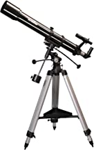 Sky-Watcher Evostar-90 - Telescopio (90 mm, f/900), Plateado