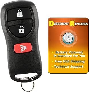 Discount Keyless Key Fob Keyless Entry Car Remote For Nissan Infiniti KBRASTU15, CWTWB1U733