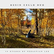 40 Etudes for 2 Cellos, Op. 70: No. 24 in G Minor