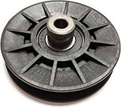 V-Idler Pulley 532194326 194326 For Poulan Husqvarna Jonsered Craftsman. Used on mower drive systems