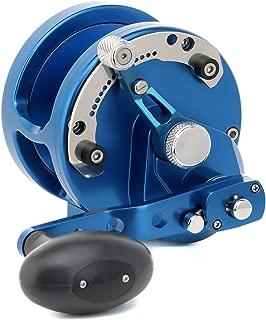 Avet HXJ 5/2 Two Speed Reel - Right-Hand - Blue