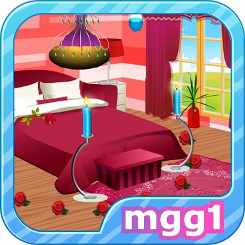 Interior Designer - Romantic Bedroom