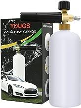 Foam Cannon, Wash Pressure Washer Jet Wash, TOUGS 1/4
