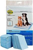 BPS® Empapadores de Entrenamiento para Perros Gatos Perfumes con Feromonas para Atraer los Cachorros y Simplificar el...