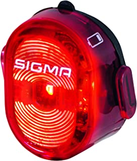 Sigma Sport Nugget II Flash USB Rechargeable Bicycle Safety Light