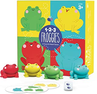 Learning Resources EI-1709 1-2-3 Froggies