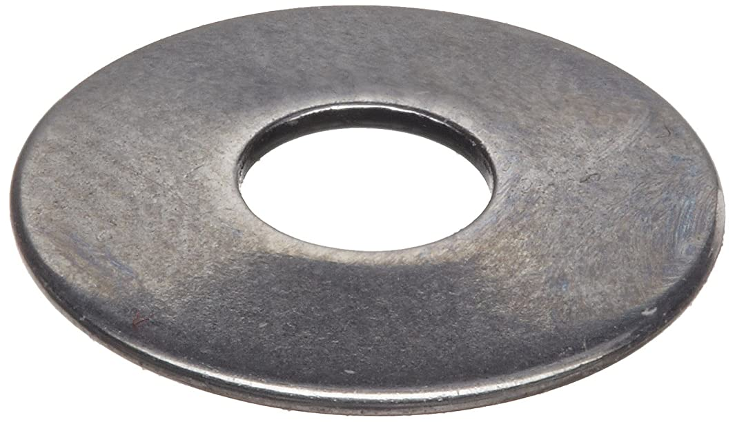 302 Stainless Steel Belleville Spring Washers, 0.093 inches Inner Diameter, 0.187 inches Outside Diameter, 0.015 inches Free Height, 0.013 inches Compressed Height, 15.3 foot_pounds Max. Load (Pack of 10)