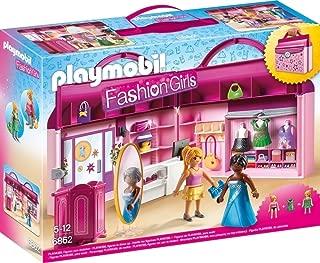 Playmobil Tienda de Moda-6862 Playset, Multicolor, Miscelanea (6862)