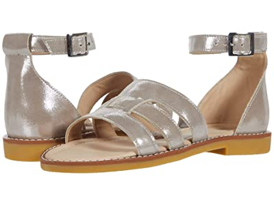 Elephantito Lucia Sandal (Toddler/Little Kid/Big Kid) (Metallic Blush) Girl