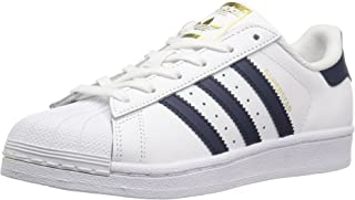 adidas superstar junior white gold