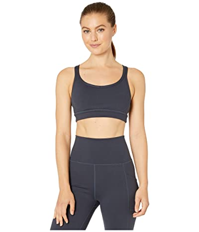 manduka Cross Strap Bra (Nocturnal) Women