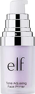 e.l.f. Brightening Lavender Face Primer, Small Bottle, 0.47 fl. oz.