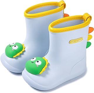 Nasogetch Kids Wellies Boys Girls Wellington Boots