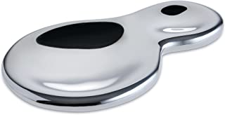 Alessi Vs03 T-1000 Repose-cuillère en Acier Inoxydable 18/10 Brillant