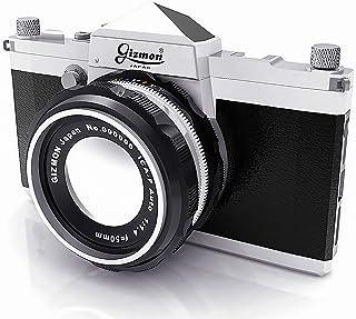 GIZMON Camera Design Cellphone Protective Skins for iPhone5/5s GIZMON iCA5 SLR