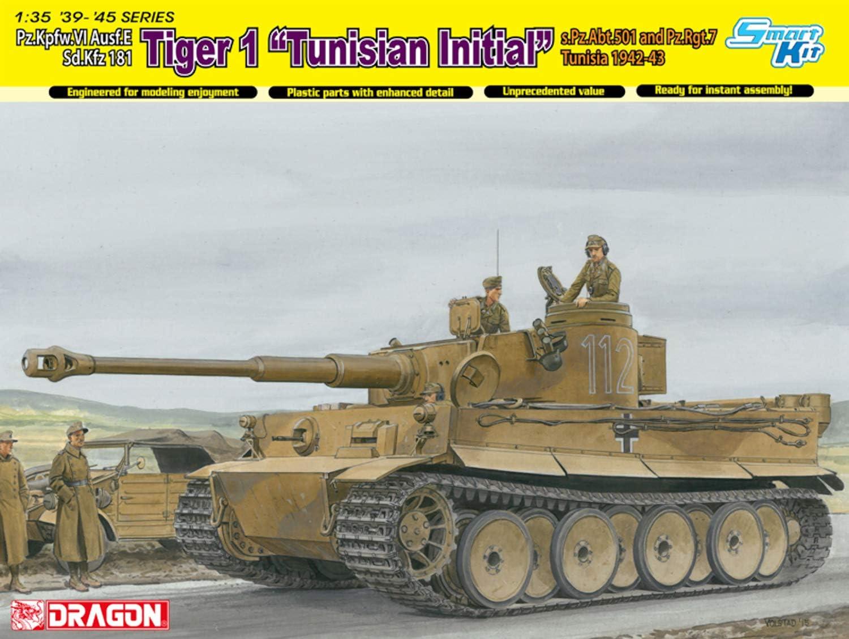 Dragon New Free Shipping Models Max 73% OFF 1 35 Tiger