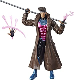 Hasbro Marvel Legends Series 6-inch Collectible Action Figure Gambit Toy (X-Men Collection)