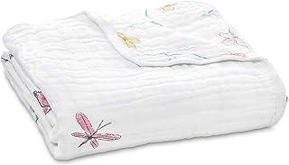 aden + anais Forest Fantasy English Rabbits Classic Dream Blanket, Multi