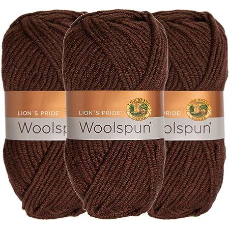Lion/'s Pride Woolspun Yarn Navy Heather 023032012360