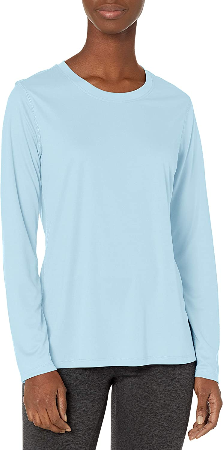 Hanes Women's Cooldri Superior Performance Tee Long Limited price Sleeve