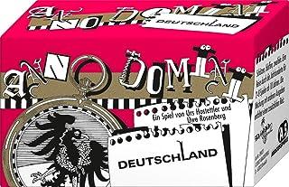 ABACUSSPIELE ABACUSSPIELE 09021 - Anno Domini - Deutschland, Quizspiel, Schätzspiel, Kartenspiel