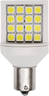 StarLights White AP Products 016-1141-300 Star Lights 12V Interior Replacement Bulb-300 Lumens,  Housing
