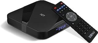 Billow Technology MD09TV - Caja Multimedia Android para televisión (4K, procesador Octa Core a 1.5 GHz, Memoria DDR de 2 GB), Color Negro