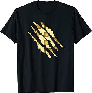 Satoshi Bitcoin Torn Animal Claw T-Shirt