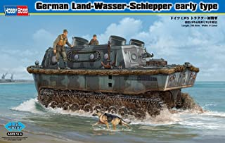 Hobby Boss Land-Wasser-Schlepper Early Type Vehicle Model Building Kit
