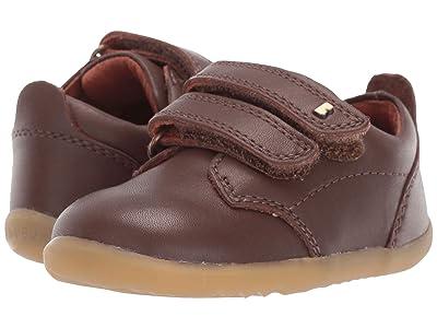 Bobux Kids Step Up Port (Infant/Toddler) (Brown) Kid