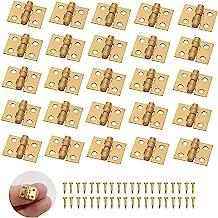50 stuks mini-scharnieren kleinscharnieren vintage scharnieren deurgel