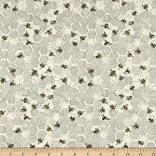 Best ecru cotton fabric Reviews