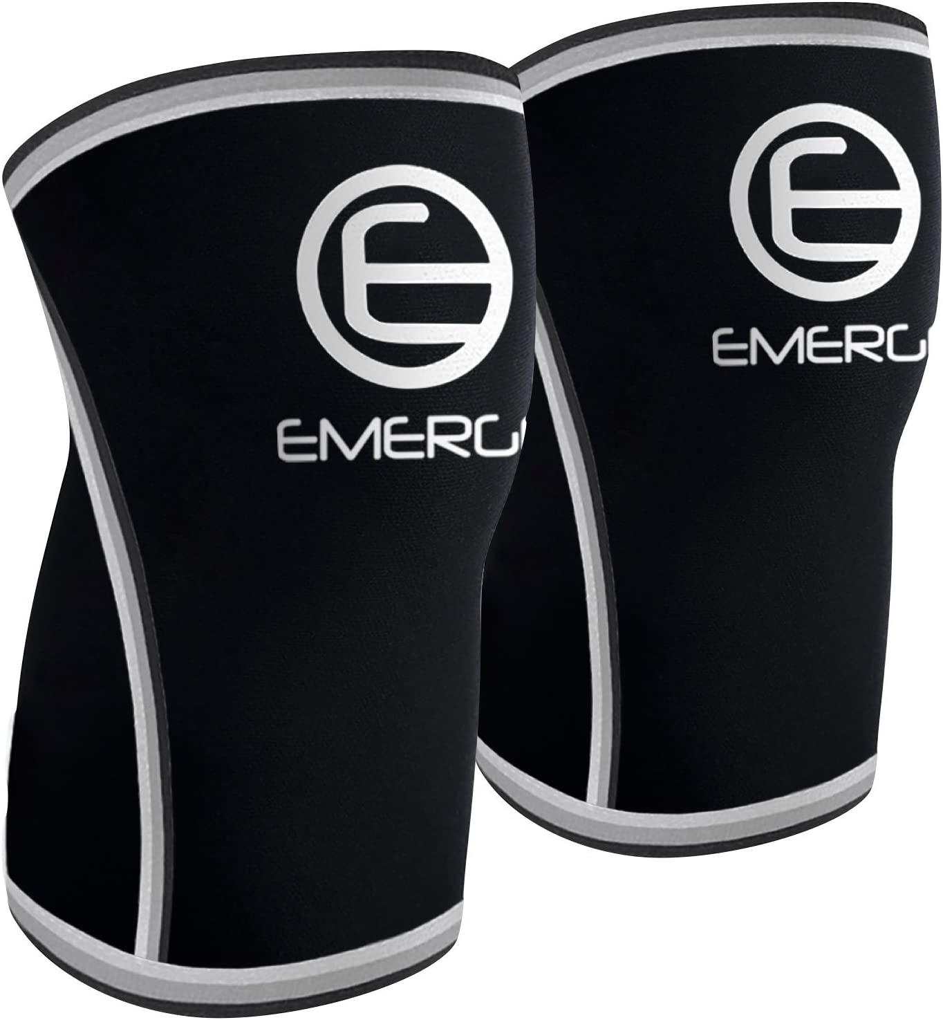 Knee Sleeves Compression Support by Kn - Genuine Free Shipping Premium Max 80% OFF Emerge Neoprene