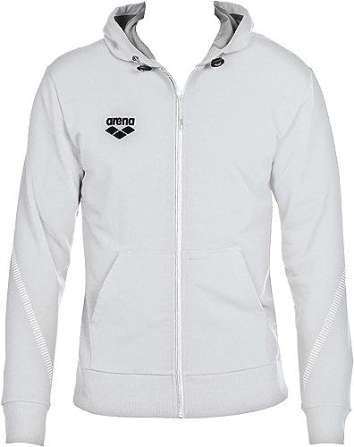 Arena encapuchonné veste Team Line - blanc