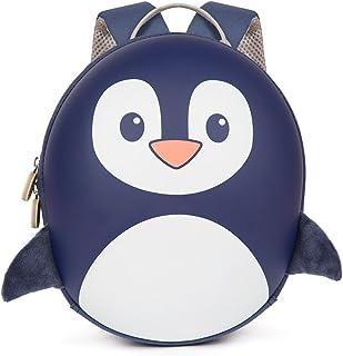Tiny Trekker Mochila Infantil De Viaje para Vacaciones - 4 litros - Pingüino Azul