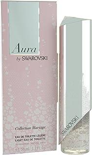 Aura Collection Mariage Legere Light by Swarovski for Women - Eau de Toilette, 50ml