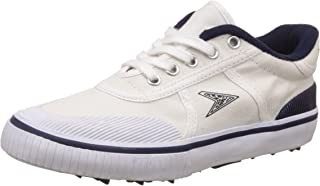 BATA Boy's Match White Sneakers - 4 Kids UK/India (22 EU) (4891043)
