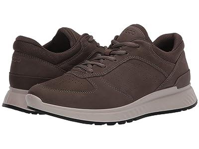 ECCO Sport Exostride Sneaker (Dark Clay/Dark Clay) Men
