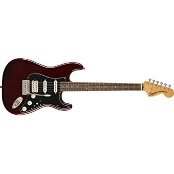 Squier by Fender Classic Vibe 70's Stratocaster Electric Guitar - HSS - Laurel - Walnut